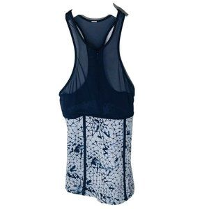 Lululemon Pedal Pace Mesh Front Athletic Tank Top